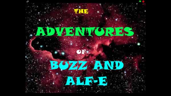 Cover image of Buzz and Alf-E file